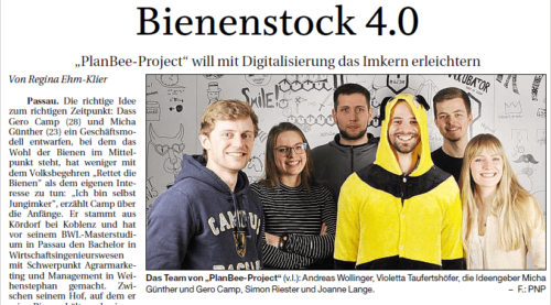 Bienenstock 4.0