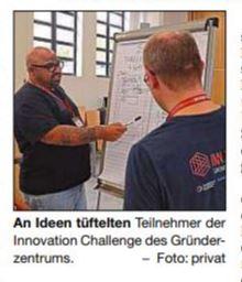 Innovation Challenge | Nachbericht