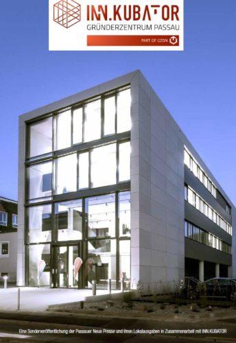 INN.KUBATOR Gründerzentrum Passau