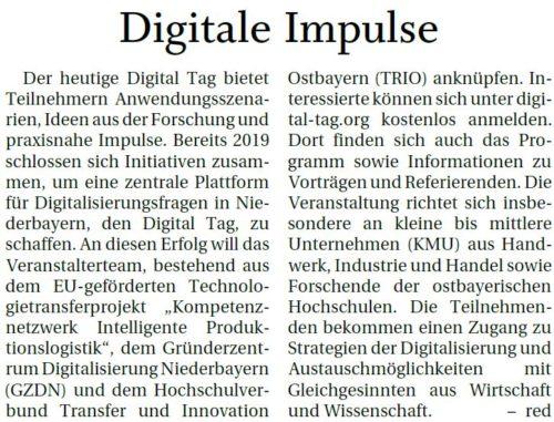 Digitale Impulse