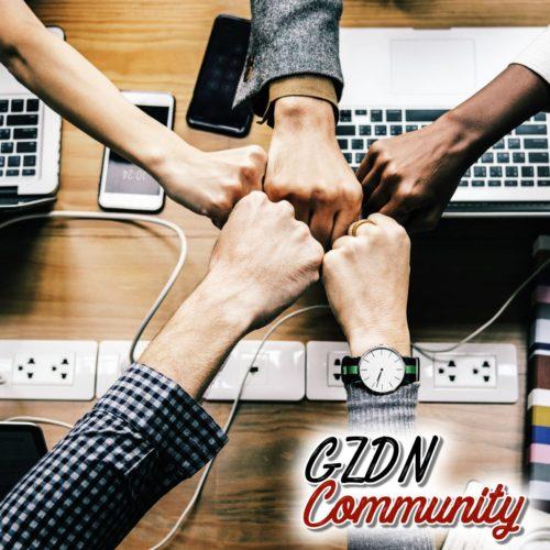 Die GZDN Community
