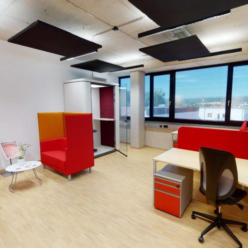 Büro | CoWorking | Briefkasten