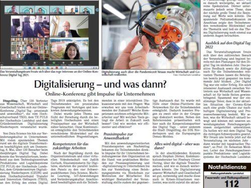Digitalisierung - und was dann?