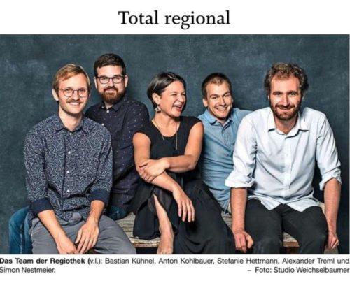 Total regional